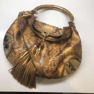 Rare Gucci Indy Babouska Hobo purse